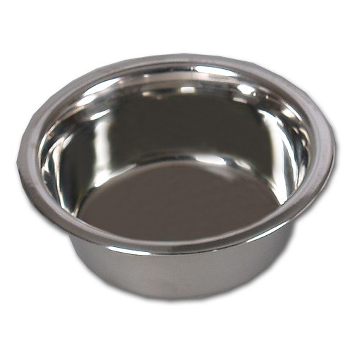 01739 Stainless steel bowl standard 0,18l