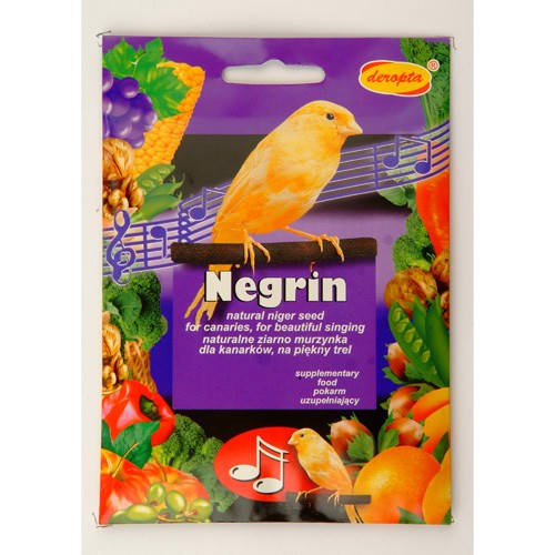 07289 NEGRIN pearls for canary-birds 30g