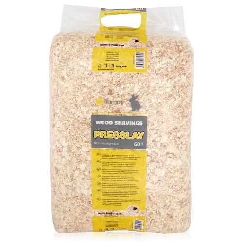 06279 Presslay wood shavings 60 l/4