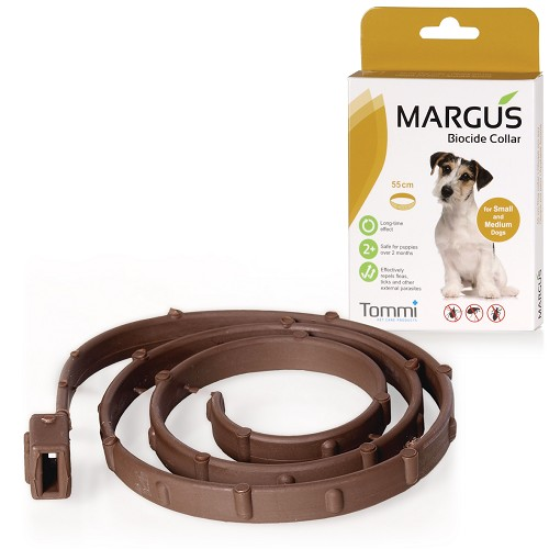 00054 MARGUS Biocide Collar Dog S-M 55cm