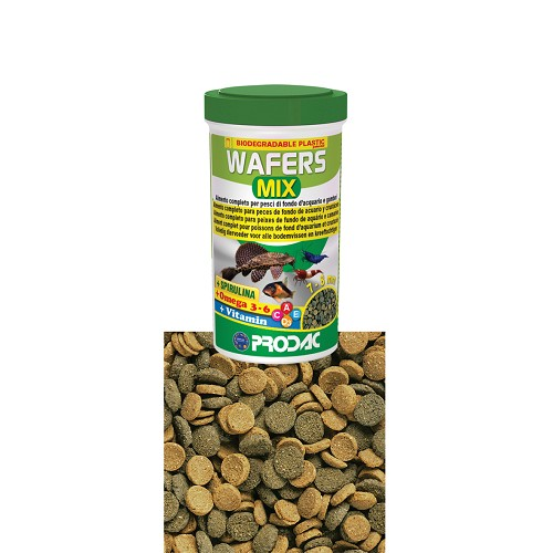 05138 Prodac Wafers Mix 100 ml,50g/12