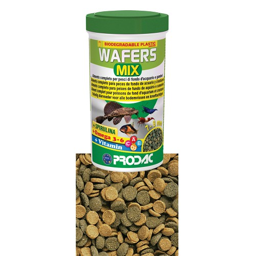 05139 Prodac Wafers Mix 250 ml,135g/12