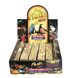 07233 Avik - mix of sticks for exotic birds/14 pcs