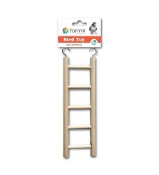 07453 Wooden ladder, 5 steps, 22cm