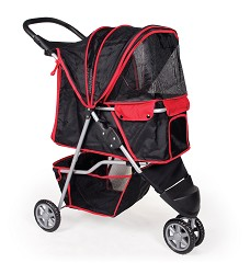 01162 BUBBLE CAR three-wheel pet´s stroller