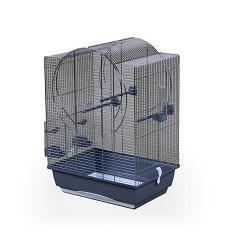 07611 Cage EMMA II zinc / P082