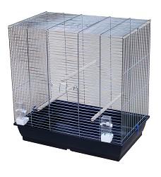 07647 Cage GONZO zinc / P162