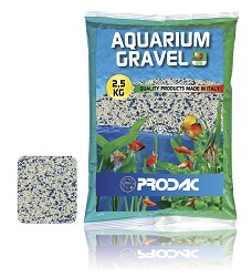04706 Prodac Fine sand white and blue 2,5 kg