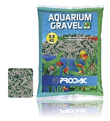 04707 Prodac Fine sand white and green 2 ,5 kg