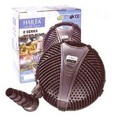 04074 Hailea E8000 pond pump 72W, 7150l/h