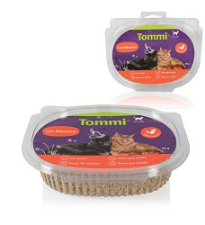 03330 Grass for cats Tommi box 60g