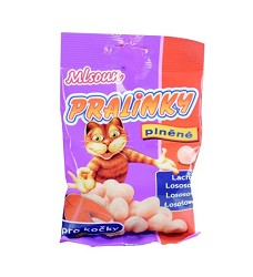 03337 Mlsoun praline salmon cat 40g/18pcs