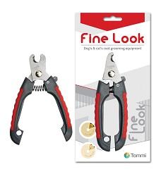 01985 Fine Look-small nail scissors de Luxe