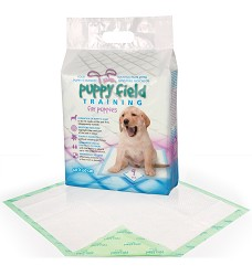 01234 Puppy Field Training Pads 9 pcs/10 handy pack