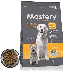 10174 Mastery DOG Adult with Poultry 12kg