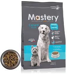 10176 Mastery DOG Adult with Duck 12kg