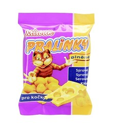03338 Mlsoun praline cheese cat 40g/18pcs