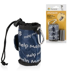 01237 Help Mate textile pouch + 2x 20 bags