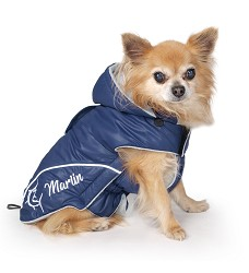 014131 Marlin vest with hood 20 cm