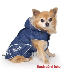 014132 Marlin vest with hood 25 cm