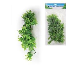 04784 Terrarium plant, plastic/ size L UnionStar