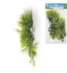 04786 Terrarium plant, plastic/ size L UnionStar