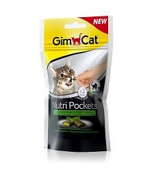 03353 GimCat Nutri Pockets catnip & multivit. paste 60g/12