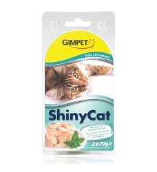 090602 ShinyCat with chicken and shrimps 2x70g/8