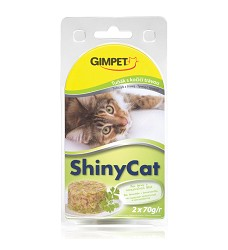 090603 ShinyCat with tuna and cat-grass 2x70g/8