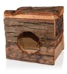 06176 Wooden house LARGE for hamsters