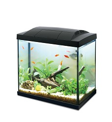 050893 Hailea LED aquarium K30 black