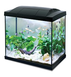 050894 Hailea LED aquarium K45 black