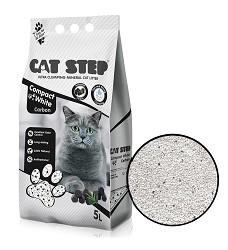 03508 Cat Step Compact White Carbon 5l /4pck