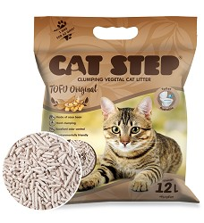 03516 Cat Step Tofu Original 5,4kg 12l /3