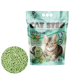03517 Cat Step Tofu Green Tea 2,7kg  6l /6