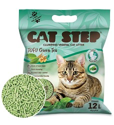 03518 Cat Step Tofu Green Tea 5,4kg 12l /3
