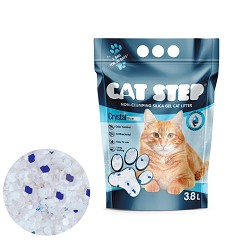 03542 Cat Step Crystal Blue 1,67kg 3,8l / 8