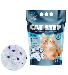 03543 Cat Step Crystal Blue 3,34kg 7,6l / 4