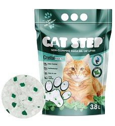 03549 Cat Step Crystal Fresh Mint 1,67kg 3,8l / 8