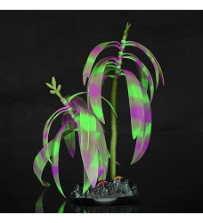 04761 Aqua LUMO Stripe plant with sea animals