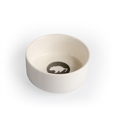 01710 Porcelain bowl for small rodents 8x3,8cm