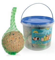 07118 Sonnenland seed balls, bucket 3 kg (30pcs)