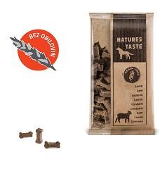 00421 Natures Taste GF Lamb 100g/12