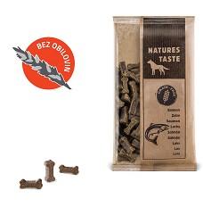 00422 Natures Taste Grain Free Salmon 100g/12