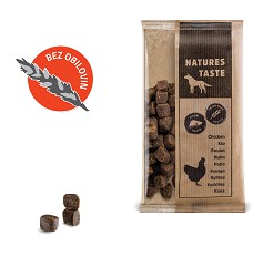 00427 Natures Taste Grain Free Liver Snack 100g/12