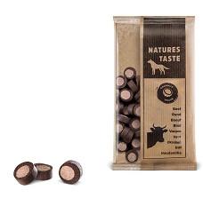 00428 Natures Taste Coconut Snack 100g/12