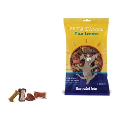 00431 Pets Taste Sack Mix 140g/10