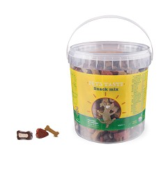 00441 Pets Taste Bucket Snack Mix 450g/6