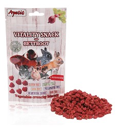 05970 Apetit Vitality snack with beetroot 80g/12