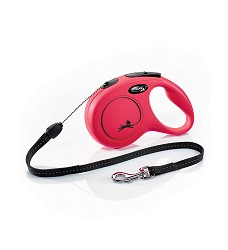 02805-31 flexi New Classic S Cord 8m/12kg red